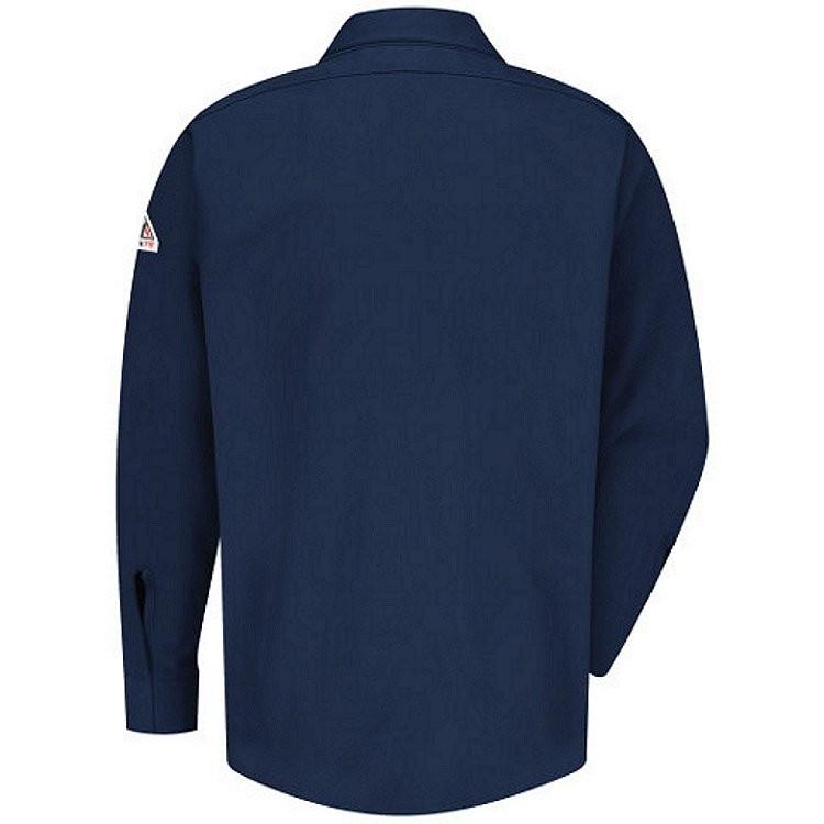 Bulwark CoolTouch 2 Concealed Gripper Pocketless Shirt - 7.0 oz. HRC2