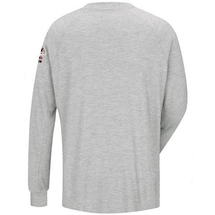 Bulwark CoolTouch 2 Long Sleeve Performance T-Shirt - 6.5 oz. HRC2