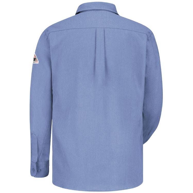Bulwark FR CoolTouch 2 Uniform Shirt w/Gusset - 5.8 oz. HRC1