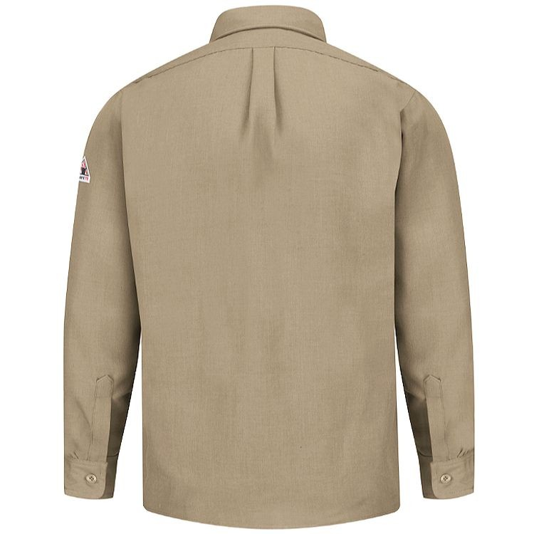 Bulwark FR Nomex IIIA Button Front Deluxe Shirt - 4.5 oz. HRC1