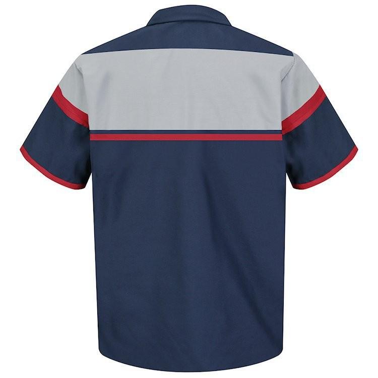 Red Kap Men's Performance Short Sleeve Tech Shirt