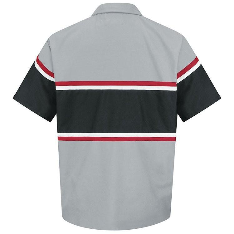 Red Kap Men's Short Sleeve Technician Shirt