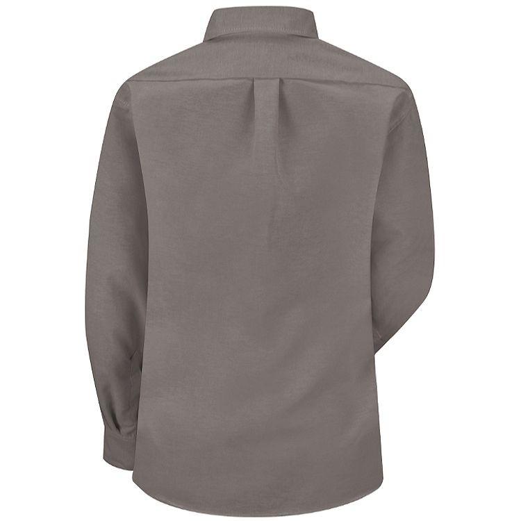 Red Kap Women's Executive Button-Down Collar LS Oxford Dress Shirt