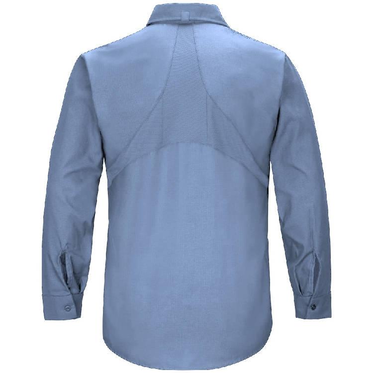 Red Kap Men's Long Sleeve Mimix Workshirt