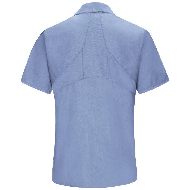 Red Kap Women's Short Sleeve Mimix Workshirt