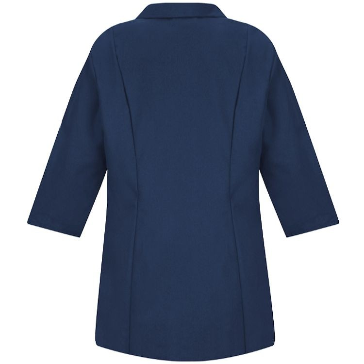 Red Kap Women's Adjustable 3/4 Sleeve Fitted Smock