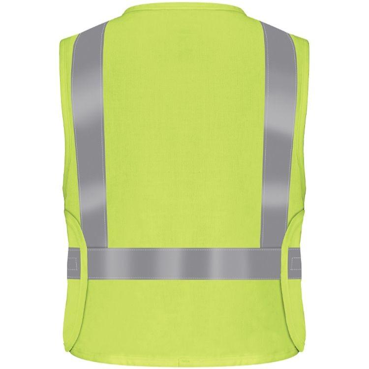 Bulwark Hi-Visibility Flame Resistant Safety Vest