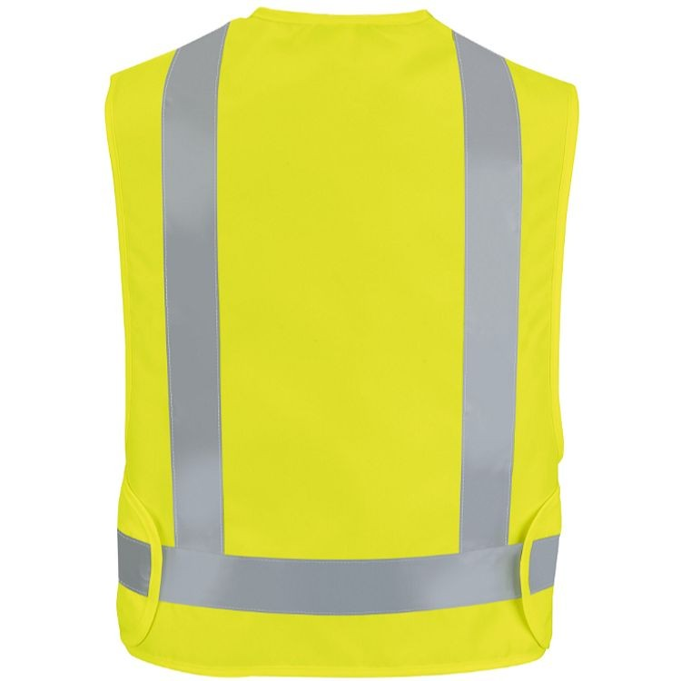 Red Kap Hi-Visibility Class 2 Level 2 Safety Vest