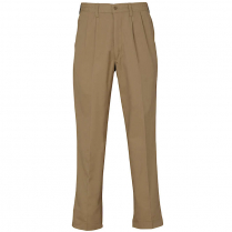 Reed 65% Polyester / 35% Cotton Reedflex® Pleated Pant