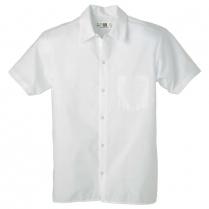 Reed 100% Spun Poly with Pocket Cook Short Sleeve Shirt