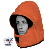 ExtremeGard High Visibility SnapOn Insulated Hood
