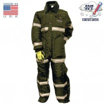 ExtremeGard Increased Visibility Coverall w/o Hood