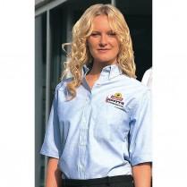Sportsmaster Ladies' Tradition Oxford Short Sleeve Shirt