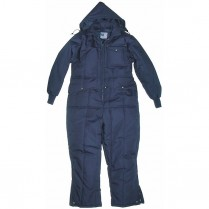 Snap 'n' Wear Poplin Insulated Coverall