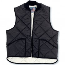 Snap 'n' Wear Heavy Thermal-Lined Quilted Vest