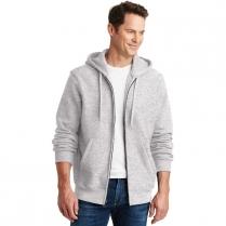 Sport-Tek® Super Heavyweight Full-Zip Hooded Sweatshirt