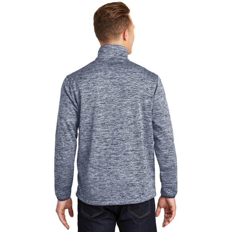 Sport-Tek® PosiCharge® Electric Heather Soft Shell Jacket