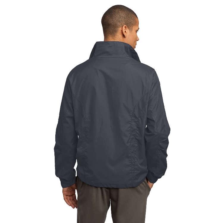 Sport-Tek® Full-Zip Wind Jacket