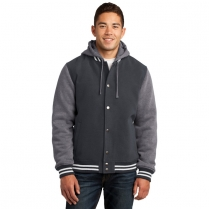 Sport-Tek® Insulated Letterman Jacket
