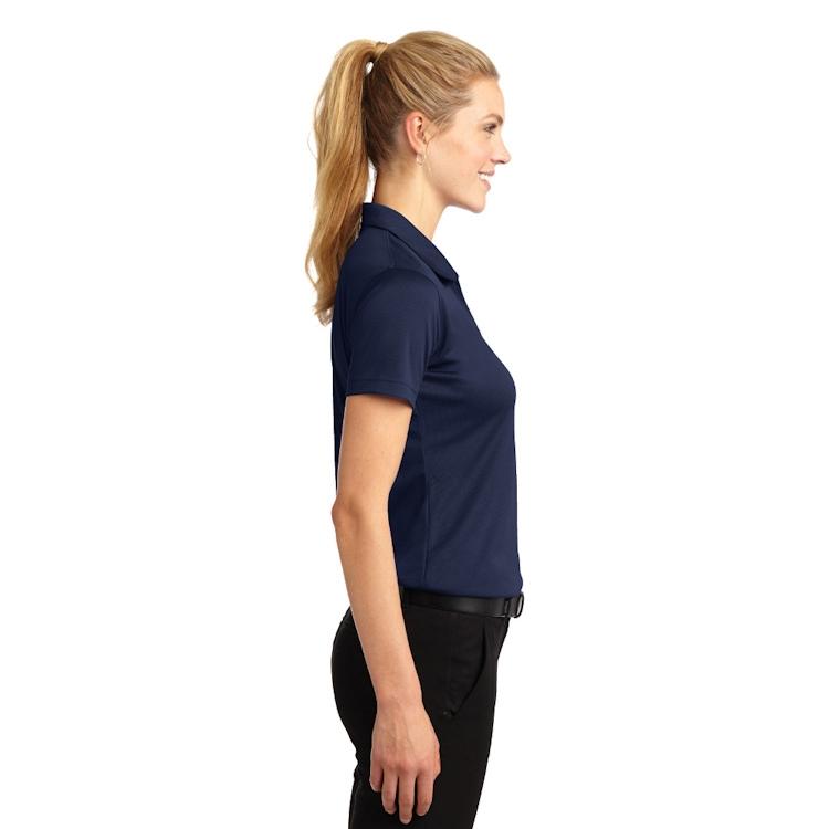 Sport-Tek® Ladies' Dri-Mesh® Polo