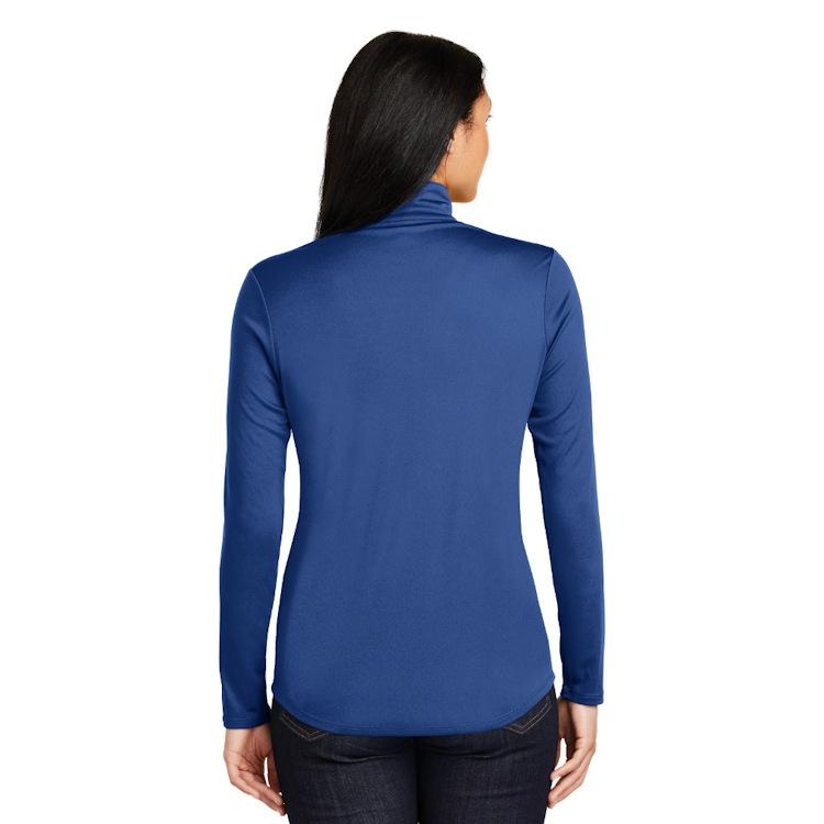 Sport-Tek® Ladies' PosiCharge® Competitor™ 1/4-Zip Pullover
