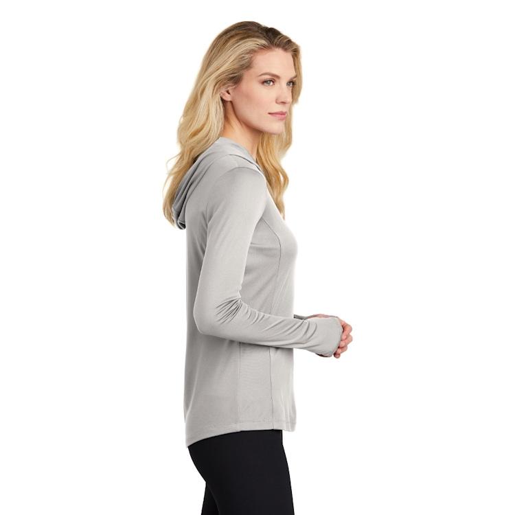 Sport-Tek® Ladies' PosiCharge ® Competitor ™ Hooded Pullover