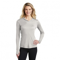 Sport-Tek® Ladies' PosiCharge ® Competitor ™ Hooded Pullover