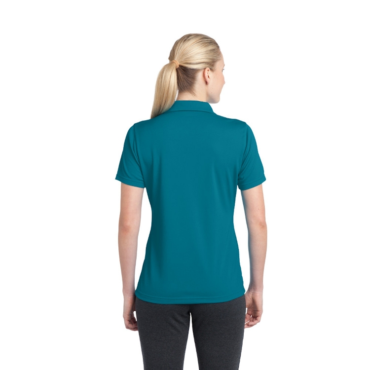 Sport-Tek® Ladies' PosiCharge® Micro-Mesh Polo