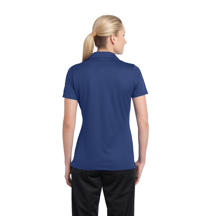 Sport-Tek® Ladies' PosiCharge® Active Textured Polo