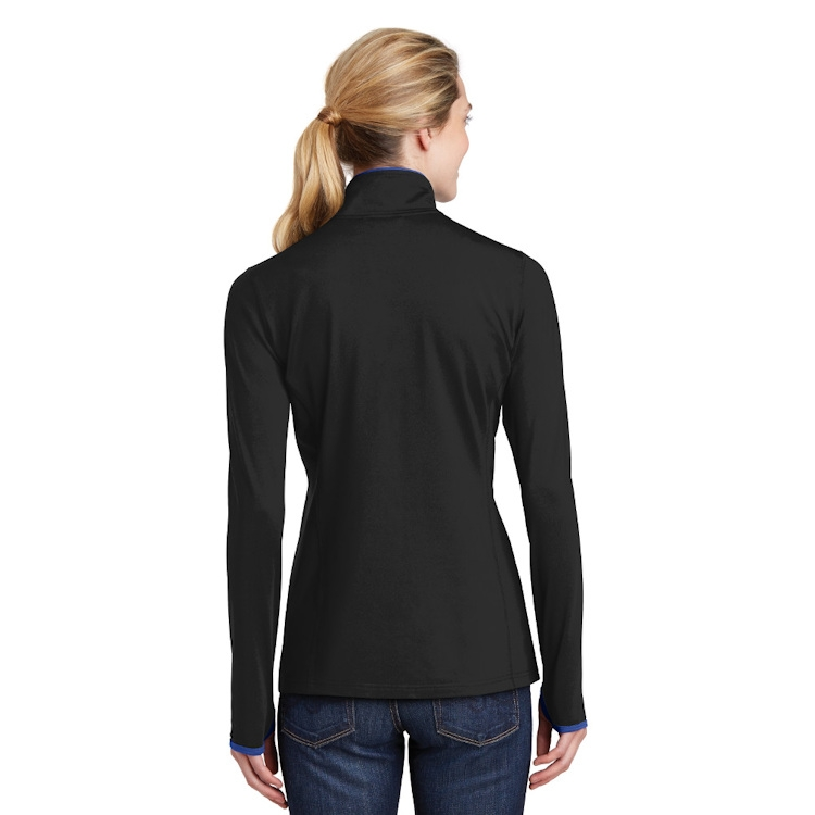 Sport-Tek® Ladies' Sport-Wick® Stretch Full-Zip Jacket