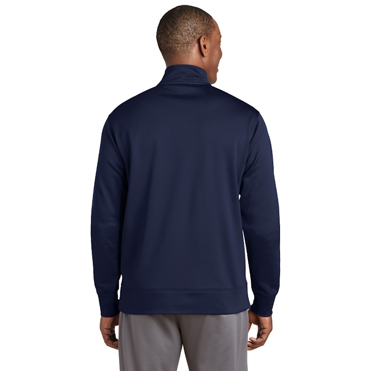 Sport-Tek® Sport-Wick® Fleece Full-Zip Jacket