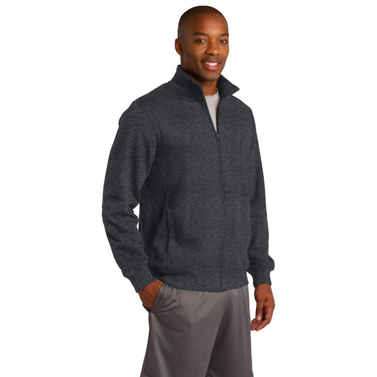 Sport-Tek® Full-Zip Sweatshirt