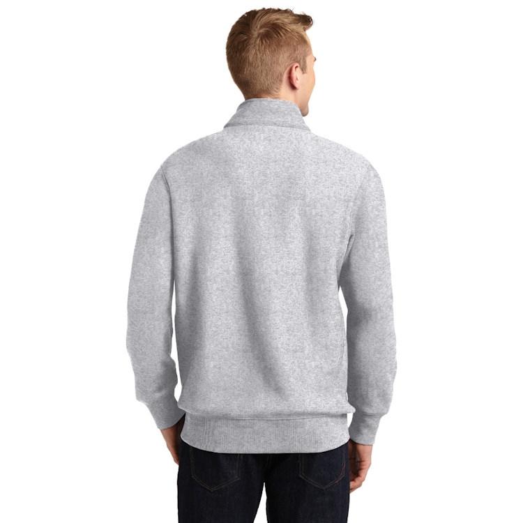 Sport-Tek® Super Heavyweight 1/4-Zip Pullover Sweatshirt