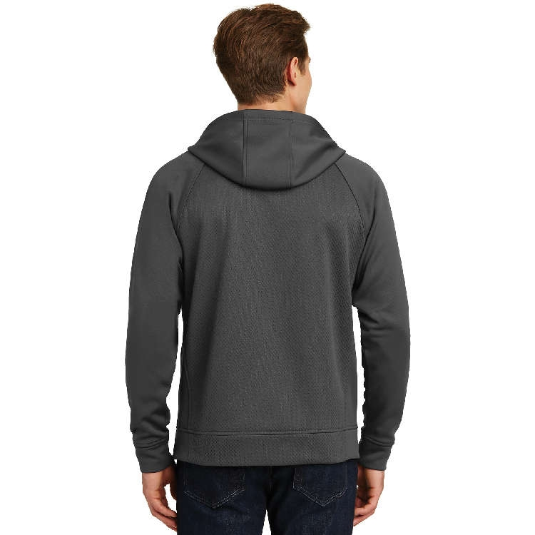 Sport-Tek® Rival Tech Fleece Full-Zip Hooded Jacket