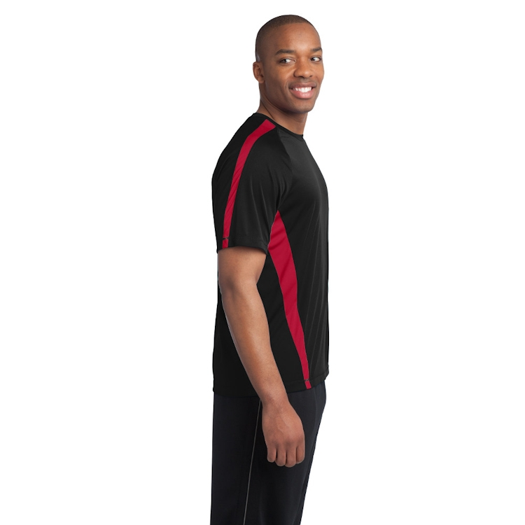 Sport-Tek® Colorblock PosiCharge® Competitor™ Tee
