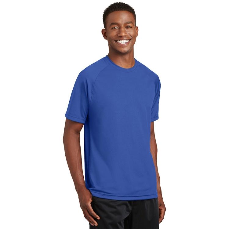 Sport-Tek® Dry Zone® Short Sleeve Raglan T-Shirt