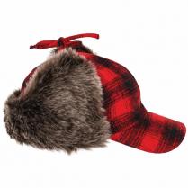 Tough Duck Plaid Fudd Hat