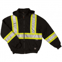 Tough Duck Insulated Safety Jacket