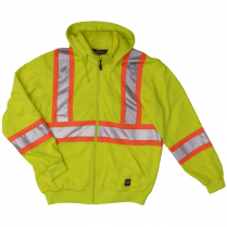Tough Duck Unlined Safety Hoodie