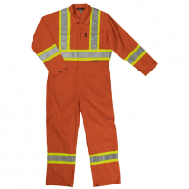 Tough Duck Unlined Safety Coverall