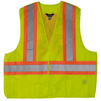 Tough Duck 5-Point Tearaway Safety Vest