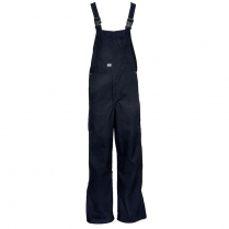 Topps Safety Unlined Bib Front Overall of Nomex IIIA