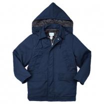 Pinnacle Worx 65/35 Men's Lined Parka Jacket with Detachable Hood