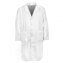 Pinnacle Health 65/35 Men's Gripper Snap Lab Coat
