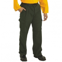 Topps Safety Wildland Fire Fighting Brush-Gear Pant of Tecasafe Plus