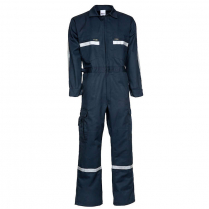 Pinnacle Worx 65/35 Long Sleeve Over-The Clothes Fit Uniform Suit