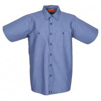 Pinnacle Worx 65/35 Men's Short Sleeve Industrial Work Shirt