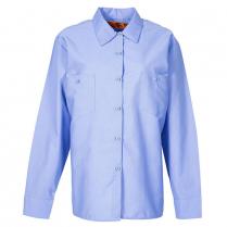 Pinnacle Worx 65/35 Women's Long Sleeve Industrial Work Shirt