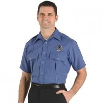 Topps Safety 4.5 oz. Public Safety Shirt of Nomex IIIA-Short Sleeve