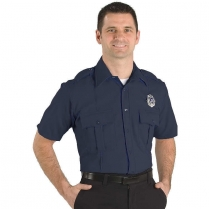 Topps Safety Public Safety Shirt of FireWear-5.5 oz. Short Sleeve